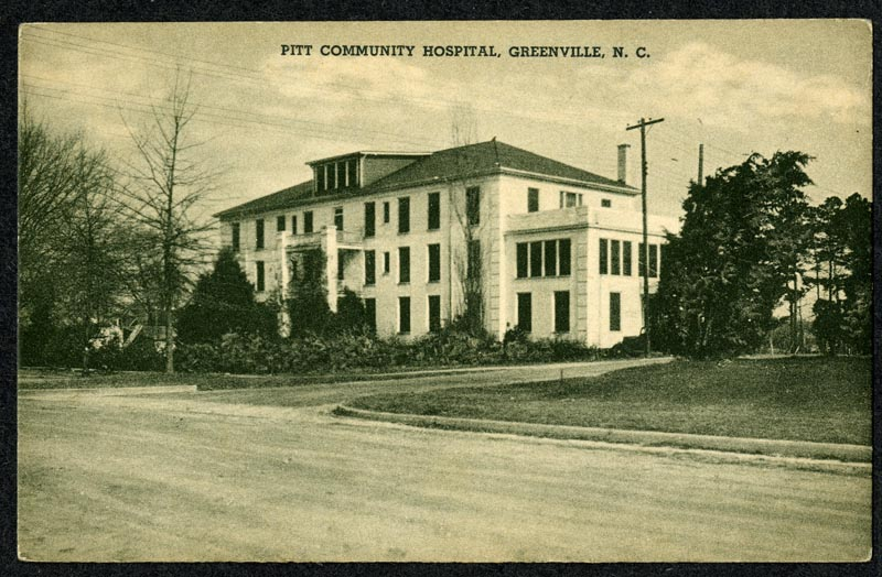 Pitt Community Hospital, Greenville, N.C.