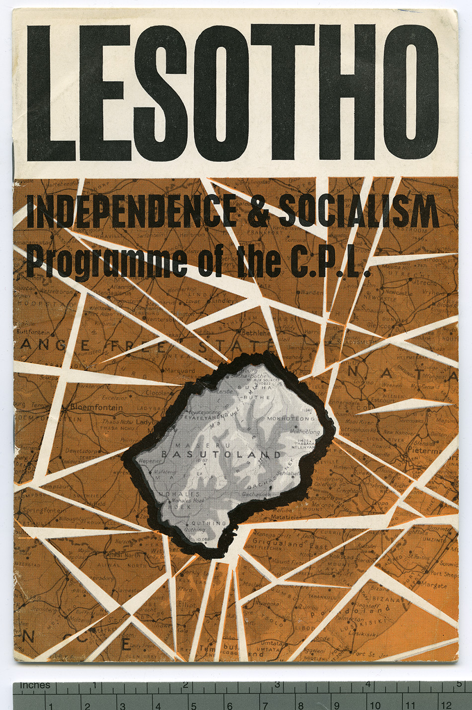 Programme & Constitution of the Communist Party of Lesotho
