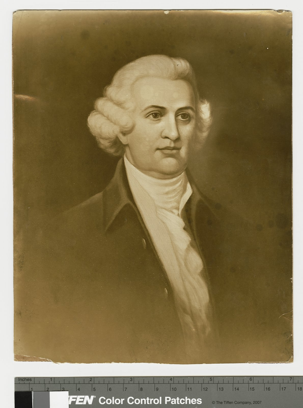 William Hooper Portrait, ca. 1787