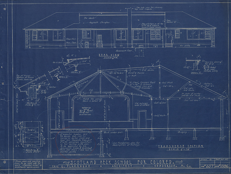School blueprint drawings click on image to zoom malvernweather Choice Image