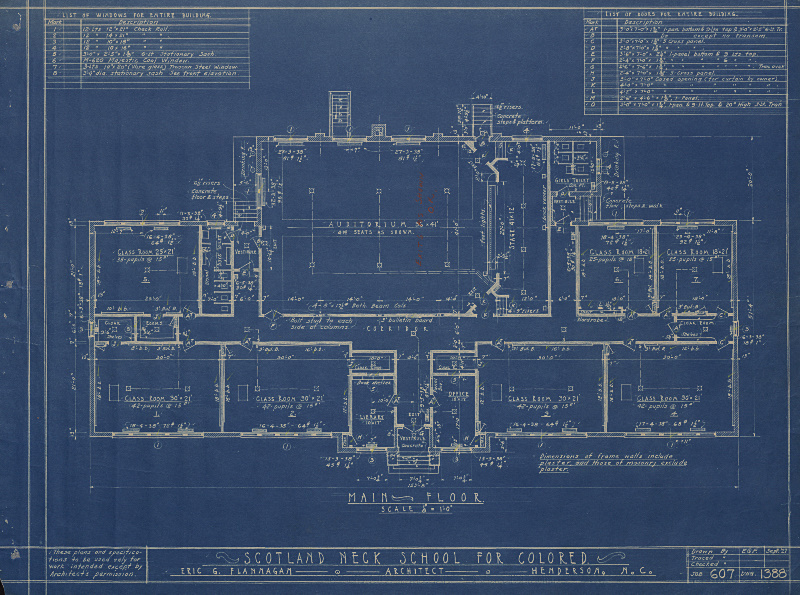 School blueprint drawings malvernweather Choice Image