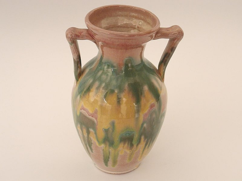 Cole thurston vase 20th c for Decor containers coles